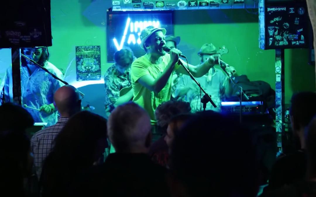 Actuación en Jimmy Jazz, Vallecas