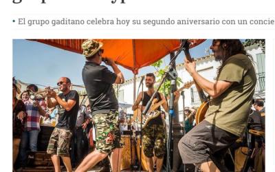 "Cadipsonians: ""Era lógico que Cádiz tuviera un grupo de calypso"""