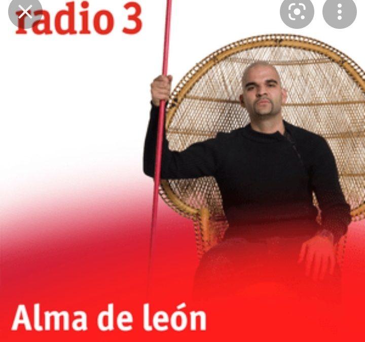 Cadipsonians en Alma de León de Radio3 (43′)